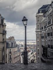 montmartre paris france (chrisimages1) Tags: montmartre paris france sony a7 flektogon 35mm ausjena aus jena street full frame old lens manual madeinddr ddr