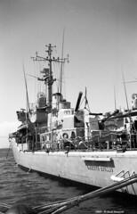 f-541-umberto-grosso-trieste-1969-mag-1_13899951669_o (t.libra) Tags: warships corvette trieste marinamilitare f541grosso