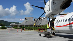 Polynésie 2019 - Bora Bora (Valerie Hukalo) Tags: atr borabora archipeldelasociété hukalo valériehukalo océanpacifique pacificocean océanie oceania polynésiefrançaise polynesia frenchpolynesia airport aéroport