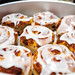 Baking Cinnamon Rolls
