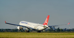 turkish airlines TC-JOD (K.D_aviation) Tags: boeing aviation airport airbus amsterdam finnair skyteam indonesia klm qatar cargo surinam turkish air transat delta airfrance