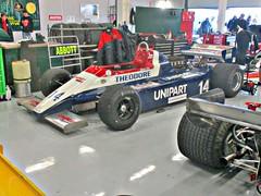 294 Ensign N180 F1 (1980) (robertknight16) Tags: ensign british 1980s racecar racingcar motorsport autosport cosworth silverstoneclassic monunn mn180 m180 theodore reggazoni crawford f1 gp grandprix