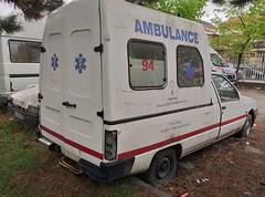 2003 Zastava Florida 1.3 Sanitet (FromKG) Tags: zastava yugo florida 13 sanitet ambulance white car kragujevac serbia 2019