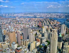 New York City (SnapshotsByEllie) Tags: nikon nikonphotography nikond3200 justgoshoot photooftheday amateur amateurphotography beginner beginnerphotography landscapephotography newyorkcity nyc newyork cityscape landscape oneworldobservatory
