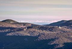 La Corse vu de la Sainte-Baume 12 02 2019 (bruno Carrias) Tags: corse saintebaume picdebertagne provence provencealpescôtedazur bouchesdurhône