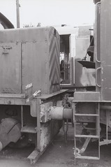 6 fowler short end (Daveynorth) Tags: ropley fowler 040dm 22889 diesel mechanical