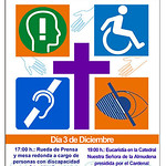 23.12.16 I Jonada dioc. de la Discapacidad