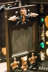Inside door detail on an antique cabinet (quinet) Tags: 2017 amsterdam antik netherlands rijksmuseum ancien antique museum musée
