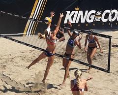 AVP TEAM COMPETITION (sandy flea) Tags: aprilross avp bikini beach girls