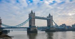 ... Bridge ... (wolli s) Tags: london themse towerbridge panorama england vereinigteskönigreich gb nikon d7100