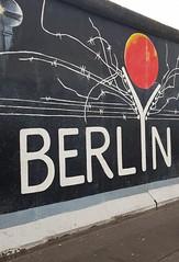 East Side Gallery (cn174) Tags: berlin berlin2019 germany deutschland ber winter grey dismal berlinwall berlinermauer mauer wall eastsidegallery eastside