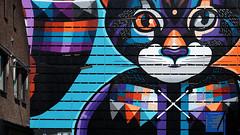- Mural IAmEelco (1) - (Jacqueline ter Haar) Tags: hengelo mural iameelco parkeergaragedebeurs heartlane