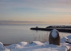 Calm seascape, Tønsberg, Norway (KronaPhoto) Tags: natur vinter