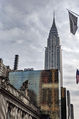 Chrysler Building, NYC (Joey Hinton) Tags: new york city building google android pixel2 smartphone cellphone cameraphone phone chrysler