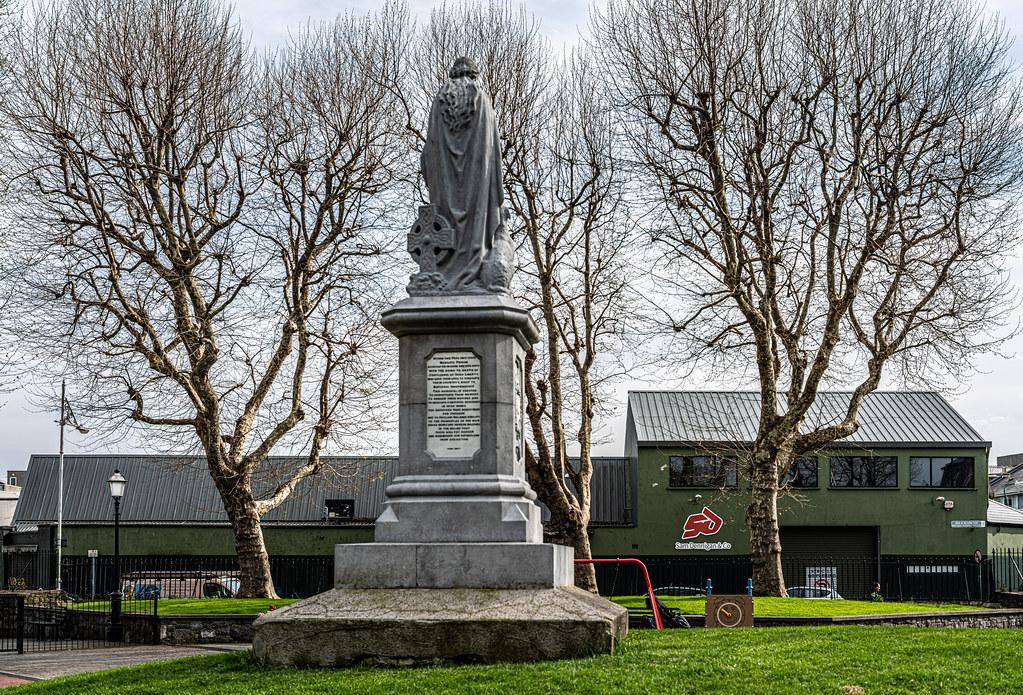 Éire 1798 Memorial St. Michan's Park [Photographed Using A Voigtlander 40mm Lens]-151580