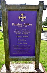 Paisley Abbey (Will S.) Tags: mypics paisleyabbey paisley abbey scotland churchofscotland presbyterian church churches unitedkingdom protestant christian christianity presbyterianism protestantism reformed