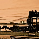 Rusted Landscape - Riverside Park, New York City thumbnail