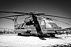 Sikorsky MH-53M Pave Low IV Rescue Helicopter (Serendigity) Tags: arizona mh53m pavelowiv pima pimaairspacemuseum sikorsky tucson usairforce usa unitedstates aircraft aviation desert helicopter museum outdoors rescue unitedstatesofamerica