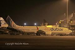 B737 Max 9 A6-FNC FLY DUBAI (shanairpic) Tags: jetairliner b737 b737max boeing737 shannon flydubai a6fnc