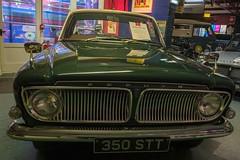 Zephyr (Mallybee) Tags: zephyr ford 1964 mk3 6 motor car green mallybee vintage old fuji fujifilm xt3 1855mm f284 apsc xmount xtrans