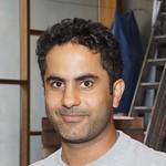 Asadi Mehdi wird von Hilti & Jehle Bau in Feldkirch ausgebildet