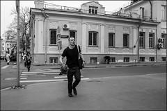 DR150515_421D (dmitryzhkov) Tags: urban outdoor life human social public photojournalism street dmitryryzhkov moscow russia streetphotography people bw blackandwhite monochrome everyday candid stranger