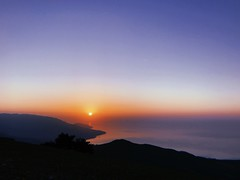 Dawn on Mount Ai-Petri (LES_LESOK) Tags: крым айпетри горы рассвет поход гора crimea mountain dawn morning hike hikeinrussia travel adventure summer лето