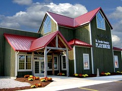 Drayton Entertainment - St. Jacobs Country Playhouse - exterior 2