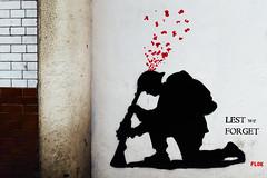 DSC_5560 wall art - Manchester (Filip Patock) Tags: flok wall art graffiti manchester remembrance day poppy soldier