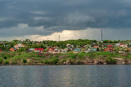 Volga River 163 ©  Alexxx Malev