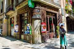 Farmàcia Cases (rossendgricasas) Tags: modernisme barcelona catalanrepublic catalonia farmàcia street streetphotography photo photoshop nikon tamron