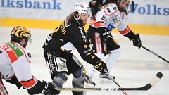 #2 Nick BRUNETEAU in action (kirusgamewornjerseys) Tags: hc pustertal val pusteria bruneck game worn jersey alps league nick bruneteau