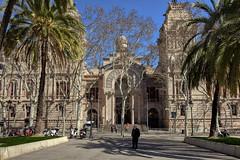 Supreme Court of Catalonia. Barcelona, Spain (varfolomeev) Tags: 2018 испания город улица spain city street fujifilmxt10
