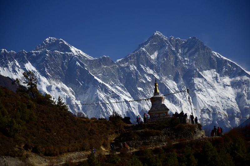 Mt. Everest by blueskyfantasy, on Flickr