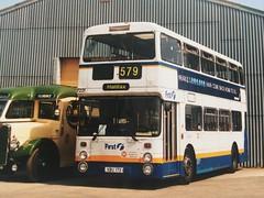 XBU 17S (nevetsyam1404) Tags: gmbuses gmpte wypte calderline firstcalderline firstbus first h4332f northerncounties ncme fleetline leyland leylandbus leylandfleetline xbu17s