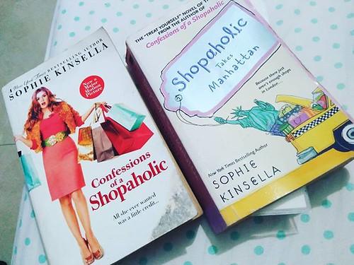 Sophie Kinsella book fan photo