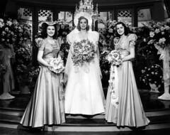 MBDTHSM EC011 (LillianGishs) Tags: 1930smovies 1939movies bouquet bride bridesmaids durbindeanna greynan movies parrishhelen thd