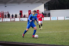 Chatham Town FC V Hollands & Blair 09/02/19 (fairychav) Tags: hollands blair chatham town fc football kent senior trophy semi final medway