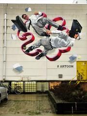 Artoon / Antwerpen - 2 feb 2019 (Ferdinand 'Ferre' Feys) Tags: antwerpen anvers antwerp belgium belgique belgië streetart artdelarue graffitiart graffiti graff urbanart urbanarte arteurbano ferdinandfeys