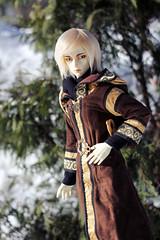 Winter fox (Sion Darkness) Tags: abjd bjd balljointeddoll soom soomchrom dollsoom soomkorea lis