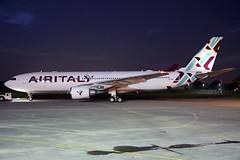 EI-GGP (QC PHOTOGRAPHY) Tags: dublinairport ireland june 2nd 2018 air italy a330200 eiggp