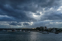 DSC01012 (Damir Govorcin Photography) Tags: storm clouds watsons bay sydney wide angle sony a7rii zeiss 1635mm