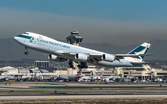 Cathay Pacific Cargo B-LJC plb20-00585 (andreas_muhl) Tags: 747800 bljc boeing747867f cargo cathaypacificcargo klax lax losangeles november2018 sticker aircraft airplane aviation planespotter planespotting titles100th boeing aircraftapplied