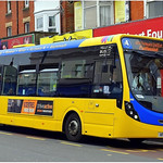HF14 BWZ (GB) : Bournemouth Yellow Bus (868) thumbnail