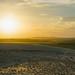 Sunset Watching from the White Sand Dunes in Mui Ne, Vietnam