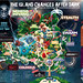 Thorpe Park Fright Nights 2016 Park Map