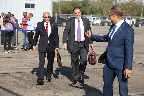 Danilo Medina sale a Florida, en atención a invitación del presidente estadounidense Donald Trump