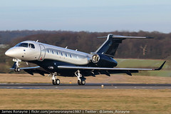 G-RORA | Embraer Legacy 500 | Centreline Air Charter (james.ronayne) Tags: grora embraer legacy 500 centreline air charter emb550 aviation aeroplane airplane plane aircraft jet biz bizjet business bizav vip corporate executive corpjet execjet luton ltn eggw canon 80d 100400mm raw cockpit grass sky