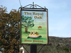 Pub, Fritham, New Forest, Hampshire, UK (east med wanderer) Tags: hampshire uk fritham publichouse theroyaloak newforestnationalpark england walking nationalpark