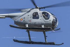 HUGHES 500 (José Mª Arroyo) Tags: jabkdos jmarroyo jab josémªarroyo 6ªescuadrilla armadaespañola armada helicopteros military militar aviaciónmilitar rota navalstationrota